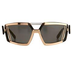 Shop - Prabal Gurung sunglasses | Made by Linda Farrow, selected by Valery Demure |