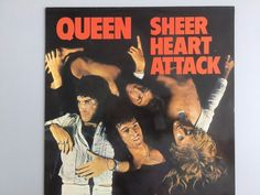 Queen - Sheer Heart Attack - HOLLAND - LP - second pressing 1A catalogue number