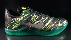 More Graphic Details On This Next Nike Kobe 11 - Erm... Different.
