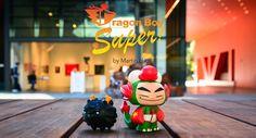"Martin Hsu's ""Dragon Boy Super"" 2pc Designer Vinyl Toy announced!!! #Cute #DragonBoy #LimitedEdition #MartinHsu #Powercore"