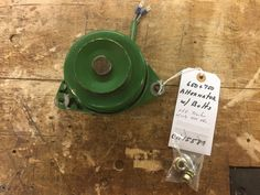 John Deere 650/ 750 Tractor Alternator with Bolts