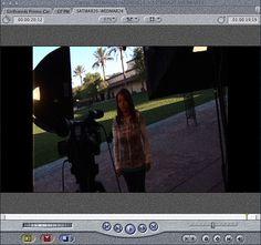 change 4x3 footage to 16x9 (Anamorphic)