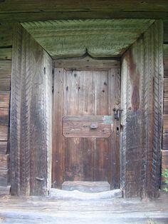 RO MM Larga 16 - Biserica de lemn din Larga - Wikipedia