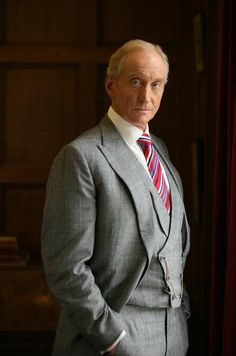 Fancast: Charles Dance to play Nevil Macready