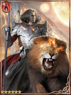 (Lion) Reigning Kings Regulus & Leo, legend of the cryptids