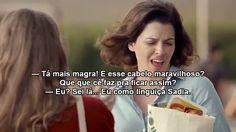 Veja também: Para a Sadia, o segredo da beleza é linguiça | 22 cenas que você não vai acreditar que passavam na TV brasileira nas tardes de domingo