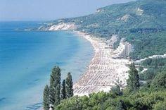 Bulgaria Albena Beach