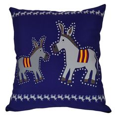 Designer decorative #Folk #pillow № gd29