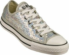Sparkle Converse.. wanted in a Mens 8 or a Womans 10 please :)
