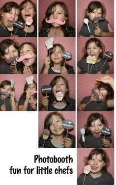 photo booth props by Suner Mauerhan