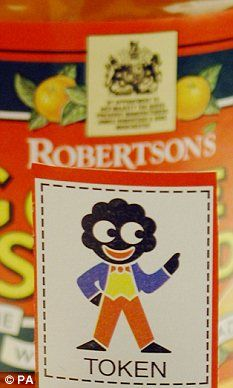 Robertson Marmalade Look for the (non P.C) golly  Collect tokens for badges. I had tonnes of these badges
