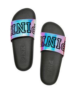 Single Strap Slide - PINK - Victoria's Secret