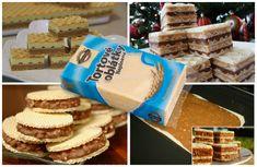 Ice Cream Candy, Czech Recipes, Cake Cookies, No Bake Cake, Tiramisu, Kefir, Bread, Desserts, Food