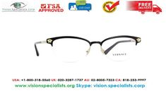Versace VE1235 1371 Glasses