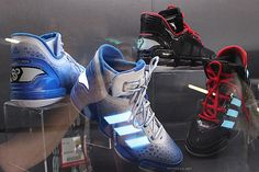 Comic-Con Tron: Legacy Shoes Coming to Stores in December