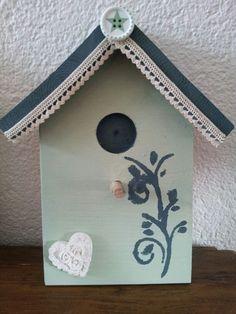 Vogelhäuschen - Attrappe