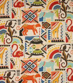 Love love love this tribal fabric design  http://www.justfabrics.co.uk/curtain-fabric-upholstery/red-lagarto-fabric/