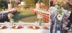 Bride in Italy: Real Wedding | Il fascino rustic-chic della campagna senese | Stefano Santucci