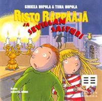 Risto Räppääjä ja Sevillan saituri (2 cd). 18,70 €