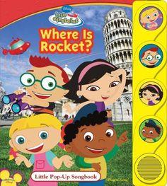 Little Einsteins Where Is Rock by Pil