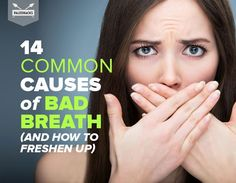 how to stop smelly breath
