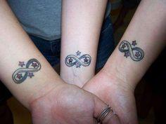 Beautiful Best Friend Tattoo Ideas for Girls
