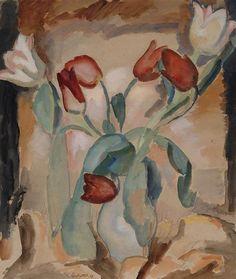 Leo Gestel, Tulips