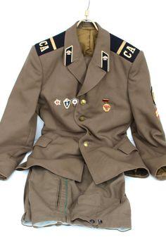 Halloween clothing Halloween costume Soviet military uniform Russian army uniform Soviet army jacket  sc 1 st  Pinterest & Original Russian Soviet VDV airborne infantry helmet cap Paratroops ...
