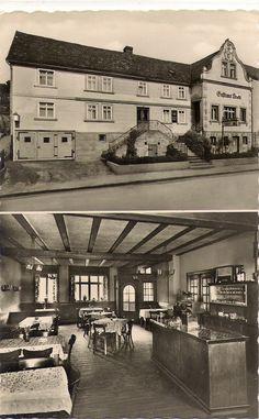 Gasthaus Krone 1957