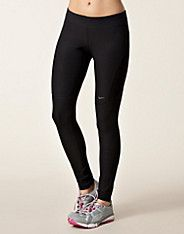 Filament Thight - Nike - Black/grey - Tights - Sports fashion - NELLY.COM UK