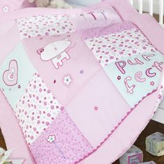 Purfect Baby Quilt Bed E Byes Bedding S