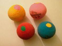 Manualidades niños: pelotas malabares y antiestrés