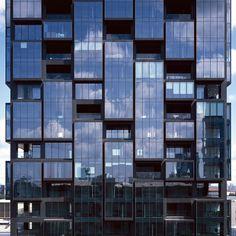 LOFT GARDENS  SELECTED FOR LEAF AWARD 2012 - SHORT LIST  ISTANBUL/TURKEY/2010  Tabanlioglu Architects + 오피스의 조각보다 큰 하나의 덩어리로 묶음/ 상승하는 이미지