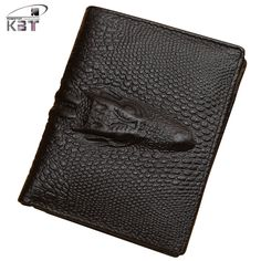 $4.24 (Buy here: https://alitems.com/g/1e8d114494ebda23ff8b16525dc3e8/?i=5&ulp=https%3A%2F%2Fwww.aliexpress.com%2Fitem%2FClassic-Business-Style-Brand-Men-s-Wallet-Crocodile-Pattern-Natural-Leather-Wallets-Bifold-Cash-Money-Purse%2F32763517670.html ) Wallet Men Classic Business Style Brand Crocodile Pattern Natural Leather Wallets Solid Bifold Cash Money Purse Card Holder Bag  for just $4.24
