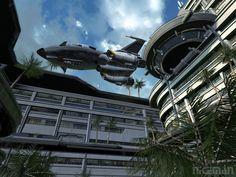 N.I.C.E. Landing by NICELabs.deviantart.com on @DeviantArt