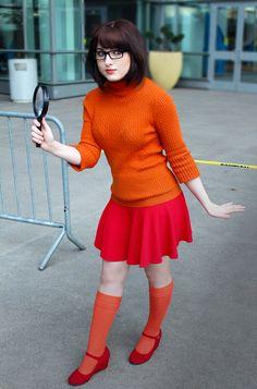 Bonjour Nounou ! — Velma cosplay - Tetra-Triforce ...