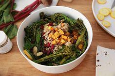 Sakara Fall Crunch Salad