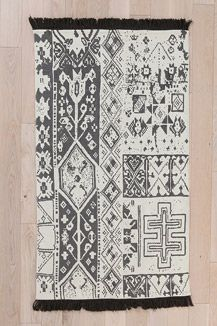 Urban Outfitters rug. Such a good price!