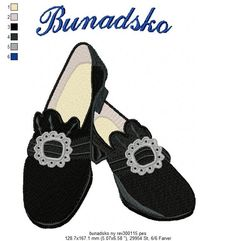 Norweigian shoes for the Bunad