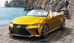 2016 Lexus LF-C2 Concept review