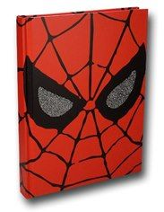 Spiderman Hard Cover Journal