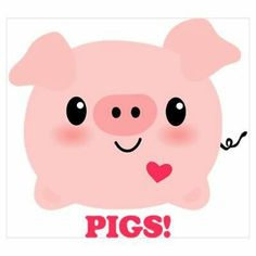 Porco – My Crafter Pinging This Little Piggy, Little Pigs, Pig Wallpaper, Pig Crafts, Piggly Wiggly, Pig Drawing, Pig Illustration, Funny Pigs, Pig Art