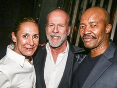 Be Their Number One Fan and See Pics of Bruce Willis & Laurie Metcalf's Opening Night in Misery