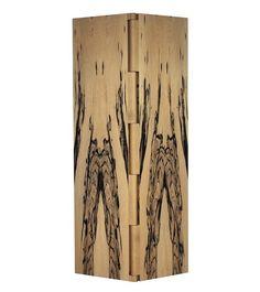 MAISON & OBJET 2014: A stunning wood screen by  Gilles & Boissier.