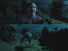 Harry Potter and the Prisoner of Azkaban Remo Lupin, Harry Potter Halloween, Prisoner Of Azkaban, Fantastic Beasts, Mythical Creatures, Werewolf, Hogwarts, Scene, Wolves