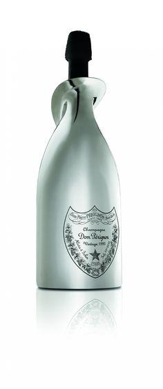 The Most Expensive Champagne in the World - $40,000.00 USD | Dom Pérignon White Gold Jéroboam