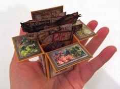 """3"""" x 3"""" Card In A Box"""