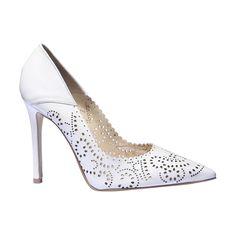 Jak vybrat boty pro nevěstu