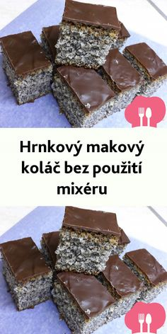 Slovak Recipes, Czech Recipes, Raw Food Recipes, Cooking Recipes, Desert Recipes, Cheesecakes, Sweet Tooth, Deserts, Food And Drink