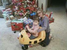 MaKayla with Jenna lol
